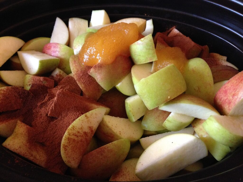 Paleo Apple Butter Ingredients