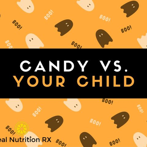 Child vs Candy