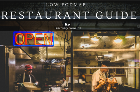 Low FODMAP Restaurant Guide