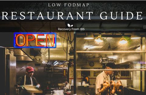 Low FODMAP Restaurant Guide