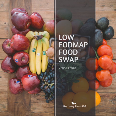 Low FODMAP Food Swap