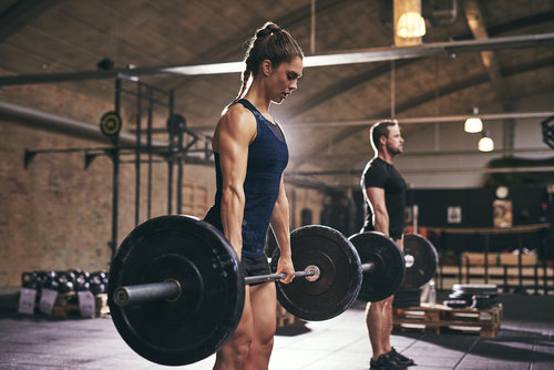 high-intensity exercise