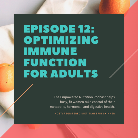 Optimizing Immune Function For Adults