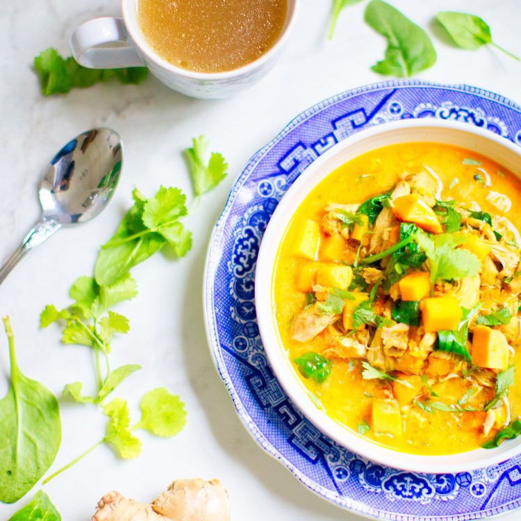 what to order at an Indian restaurant on a low fodmap diet