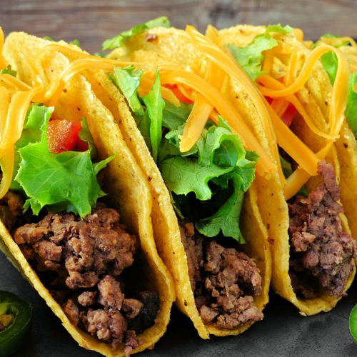 what to order at a Mexican restaurant on a low fodmap diet