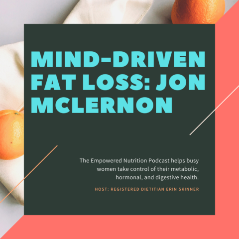 Mind driven fat loss