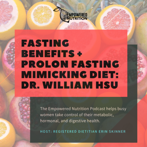 Fasting Benefits + Prolon Fasting Mimicking Diet